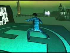 Secondlife 2012 HD SLOW MOTION KATA Mesh Outfit Test