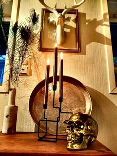 My home <3 Candle Sconces, Wall Lights, Interiors, Candles, Lighting, Home Decor, Appliques, Decoration Home, Room Decor