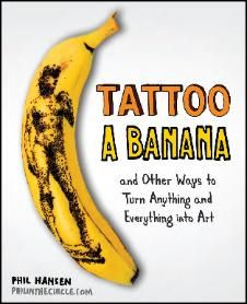 Teaches you how to tatoo a banana and other things