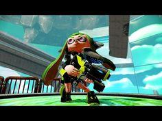スプラトゥーン Nintendo Direct 2014.11.6 出展映像 - YouTube