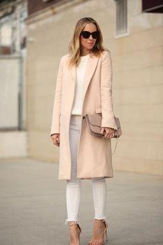 秋冬配搭新遊戲:外套和包包要一樣顏色才時尚