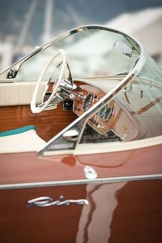 Glue And Stitch Boat Plans Yacht Design, Boat Design, Design Design, Wooden Speed Boats, Wood Boats, Riva Boot, Chris Craft Boats, Classic Wooden Boats, Ski Boats
