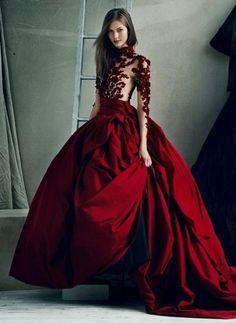 vestidos largos floreados elegantes | beautiful long elegant dresses iryj1k l 610x610 dress red flower dance ...