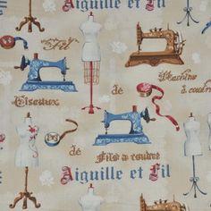 Robert Kaufman -  Vintage Couturier Robert Kaufman, Fabrics, Vintage, Tejidos, Vintage Comics, Cloths, Fabric, Textiles