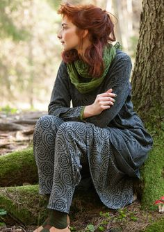 """""""Vilse"""" pants in cotton/modal – Gudrun's green choices – GUDRUN SJÖDÉN – Webshop, mail order and boutiques 