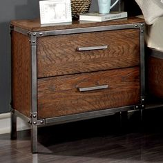 Night Stand Torres Collection CM7606N
