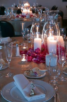 Every time they rang a Sarna Bell at our wedding reception - we kissed! There was one at each place setting!