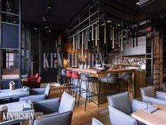 Thiết kế quán cafe;