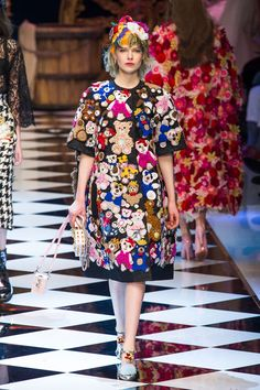 Pin for Later: Dolce & Gabbana's Fall Collection Is For the Princess That Doesn't Need Saving