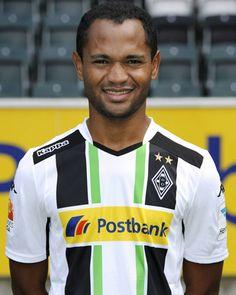 Raffael, gran jugador de la epoca actual del Borussia