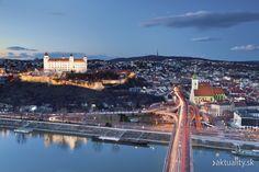 Bratislava (Ilustračná snímka)