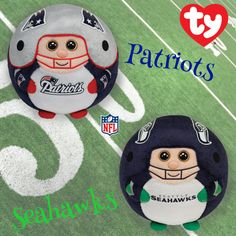 #Patriots or #Seahawks? Who are you rooting for in the big game Sunday?