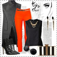 *Tres chic* | Women's Outfit | ASOS Fashion Finder