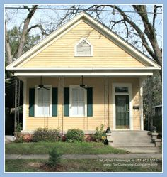 3 Bed 2 Bath Home For Sale in Old Dauphin Way Historic District - 1006 New Saint Francis St is within walking distance of Red or White, Downtown Mobile, and Mardi Gras. Inside features 3 beds, 2 baths, adorable kitchen, living room, dining room, office, and inside laundry room.