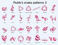 Rubik snake part 2