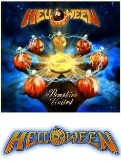 Helloween Wallpaper, Metal Songs, Rock Poster, Heavy Metal Rock, Metal Albums, Dragon Ball Z, Hard Rock, Pumpkin, January 21