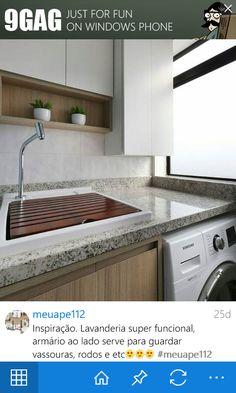 57 Best Ideas for house decor kitchen laundry rooms Modern Interior Design, Interior Design Living Room, Kitchen Decor, Kitchen Design, Kitchen Ideas, Small Laundry, Condo Living, Laundry Room Design, Laundry Rooms