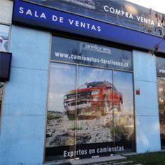 Implementaciones a lo largo de Chile