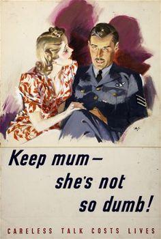 British World War Two propaganda artworks released on Wikipedia - Telegraph