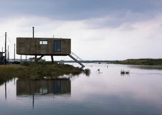 RIBA top 20 homes - Redshank; Essex, England, by Lisa Shell Architects with Marcus Taylor