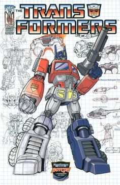 IDW 2005 Botcon The Transformers #0