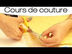 Comment faire un sac réversible ? - YouTube