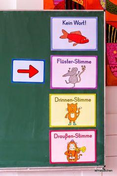 Lernstübchen: My classroom perfectly organized - New Site Classroom Hacks, Classroom Organisation, School Organization, School Classroom, School Of Rock, Too Cool For School, Primary School, Elementary Schools, Classroom Management Plan