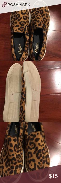 Ladies Candie's fashion sneaker Size 10 Gently Used Sneakers Size 10 Candie's Shoes Sneakers