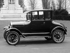 ford model t | Ford Model T Coupe '1925–26