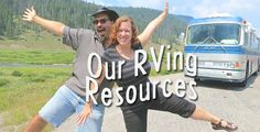 Our Full Time RVing Resources