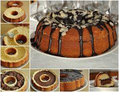 Chocolate Stuffed Cake