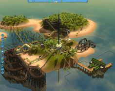Rollercoaster Tycoon 3 is an impeccable #game in every manner. Be it #GFX #SFX #Music #Detailing. Never played any #Roleplay game which is so in depth like this one.