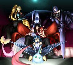 Kimihito; The Monster Girl Godfather | Anime Amino