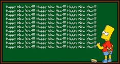 5 MORE New Year's Resolutions You Can Make To Change Your Life (With SIMPSONS!!!!!)