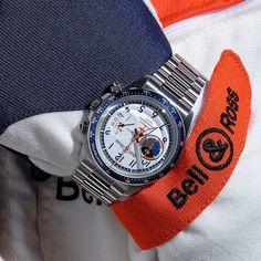 Bell and Ross BR V2-94 Racing Bird Chronograph #baselworld2018 #baselworldabtw