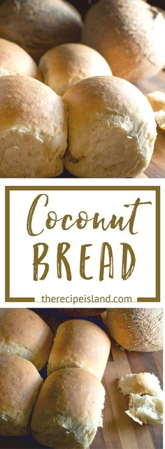 Coconut Bread - Homemade Bread Recipes and Tips - Bread Coconut Bread Recipe, Almond Flour Recipes, Coconut Flour, Coconut Recipes, Easy Cake Recipes, Bread Recipes, Scd Recipes, Healthy Recipes, Delicious Recipes