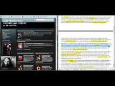 NSA: 10 Min. English: 016. Monstrous Medicine - YouTube