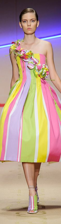 Spring around the corner,,,~smile~ Laura Biagiotti Spring Summer 2015 Ready-To-Wear collection