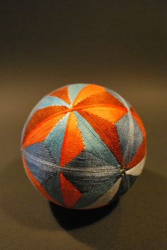 May2009_my 88yrs old grandma's works : TEMARI | NanaAkua | Flickr