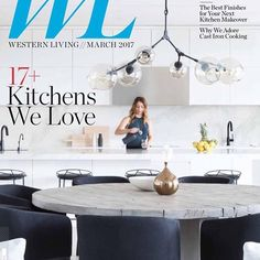 Check out our #BFalpine project on the cover and featured in next months @westernliving #magazine. This #builtgreencan #customhome featured #interiordesign work by @andrearodmaninteriors and @p.s_vitabella and at #energuide 87 is as #efficient as it is stunning. Photography by the one and only @emaphotographi #design #architecture #yvr #northshore #buildbetter