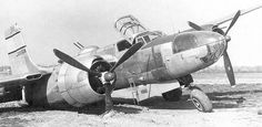 A-26 at Beaumont, France April 1945