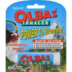 Olbas Therapeutic Aromatherapy Inhaler - .01 oz