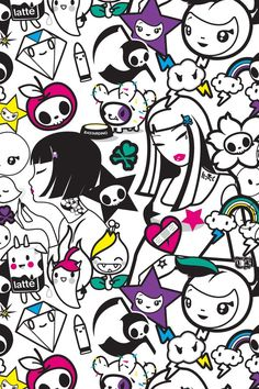 Tokidoki Hello Kitty Wallpaper  Free Cool HD Wallpaper 1024×768 Tokidoki wallpaper (39 Wallpapers) | Adorable Wallpapers