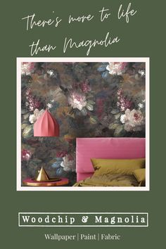 Our take on the 'Dutch Masters' moody floral look. Ava Marika is a dark, expressive floral wallpaper with touches of blackcurrant, amber, cerulean and navy. Floral Print Wallpaper, Botanical Wallpaper, Floral Prints, Moody Wallpaper, Wallpaper Roll, Magnolia Wallpaper, Sitting Rooms, Design Repeats, Little Designs
