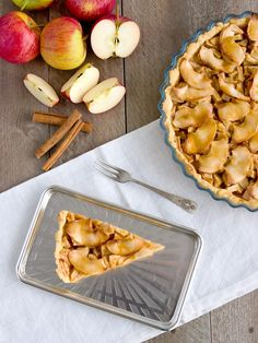 Pradobroty: Podzimní jablečný koláč
