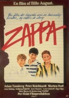 Zappa by Bille August. A classic of a Danish youth film. Danish Movies, Foreign Movies, Twist And Shout, Zappa, Romance Movies, International Film Festival, One In A Million, Feature Film, Childhood Memories