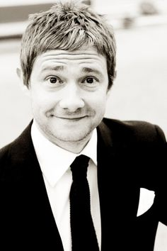John moved on after Sherlock, changing his name to Martin Freeman and becoming an actor. Where he reunited with Sherlock. Who had renamed himself Benedict Cumberbatch Martin Freeman, Hot British Men, British Actors, British Boys, Johnlock, Sherlock Bbc, Sherlock Bored, Benedict Cumberbatch, Sherlock Cumberbatch