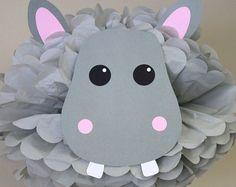 Owl pom pom kit baby shower first birthday by TheLittlePartyShopNY