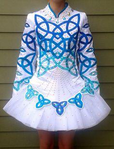 Eliza Anne Irish Dress Designs Irish Dance Solo Dress Costume