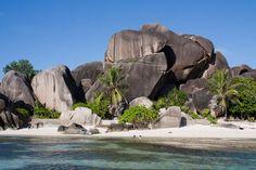 Playa Seychelles  Fotografía de Anatoliy Kolyesnik